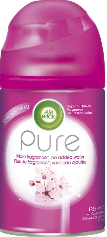 AIR WICK® FRESHMATIC - Pure - Tropical Flowers (Canada)